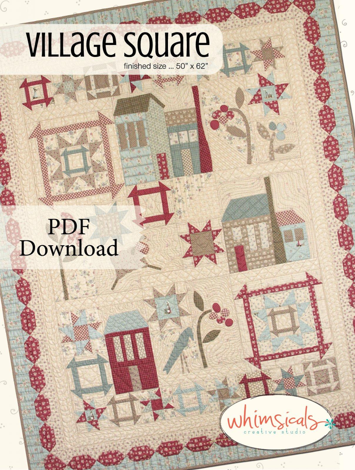 wh155pdf :: village square download