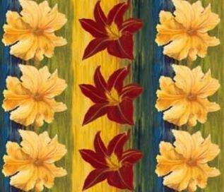 Squash Blossoms & Daylillies