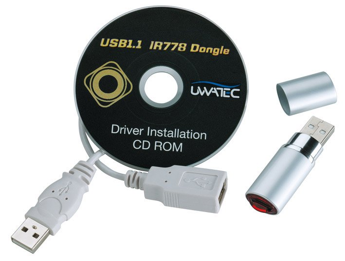Infrared Interface (IRDA)