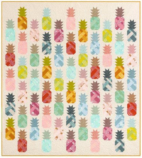 Pineapple Farm Pattern