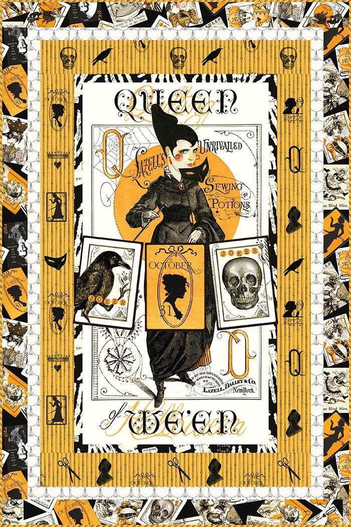 Queen of We'en Quilt