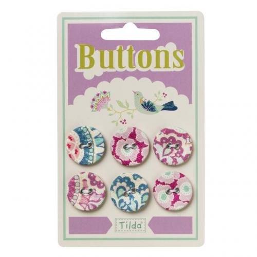 Tilda Harvest Buttons 20mm