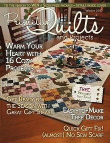 Primitive Quilts and Projects - Winter 2017
