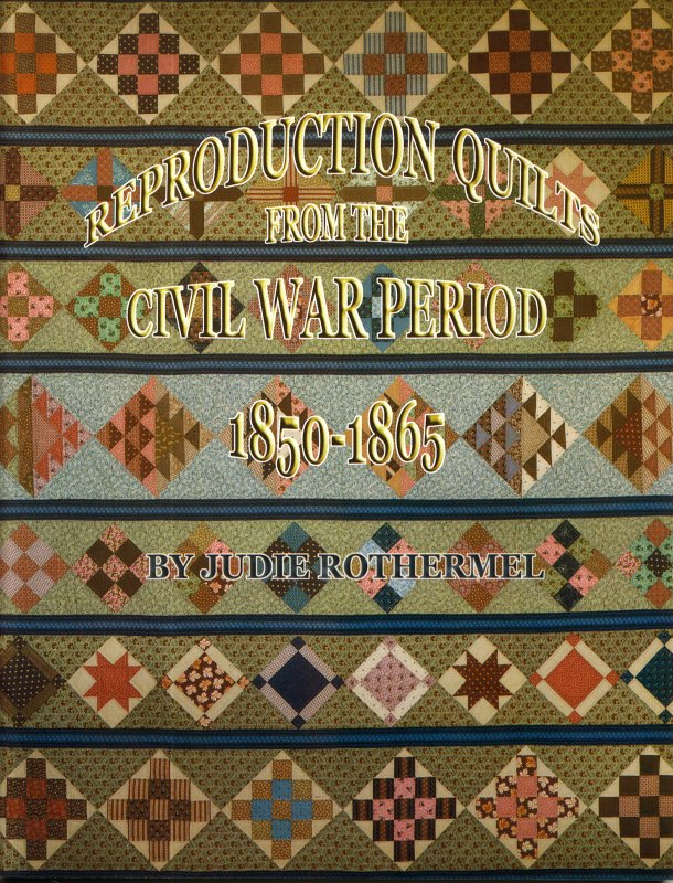 Reproduction Quilts From The Civil War