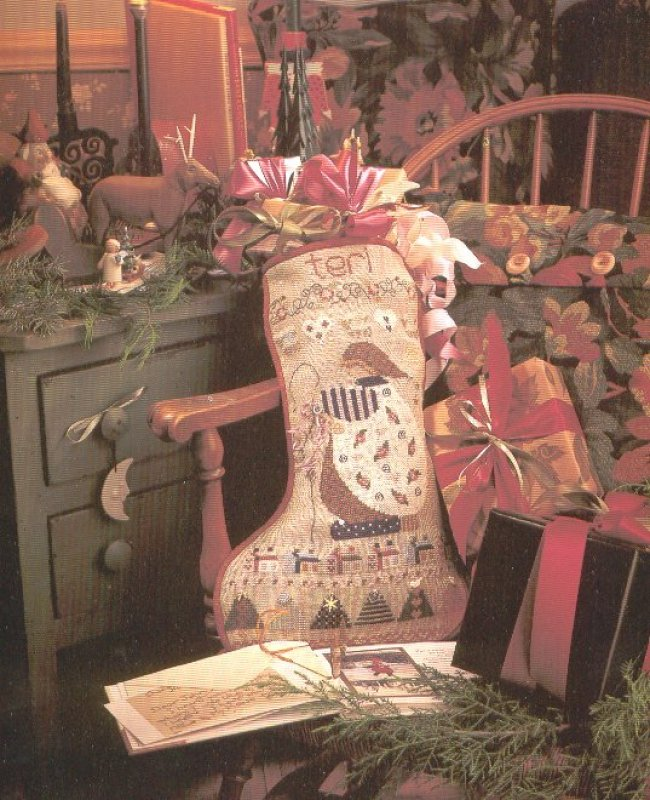 Teri's Stocking