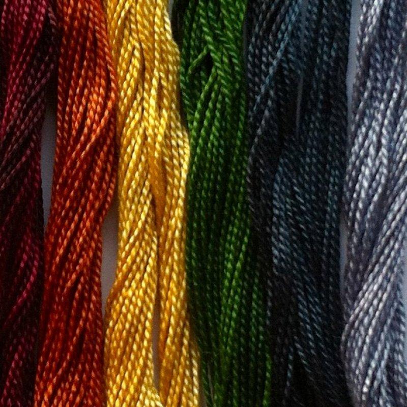 Crescent Colors Conversion chart to Dmc thread