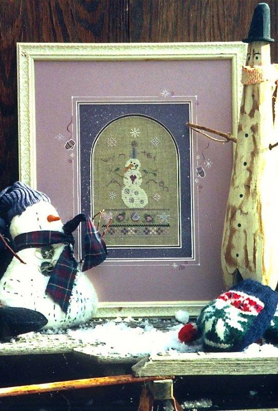 Christian's Snowman