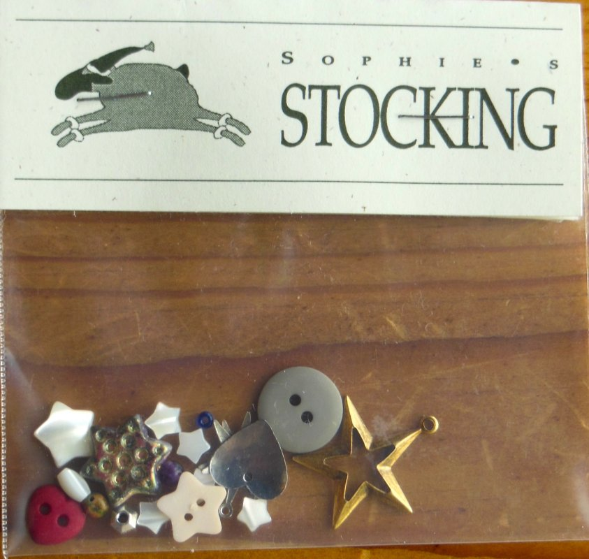Sophie's Stocking Charms