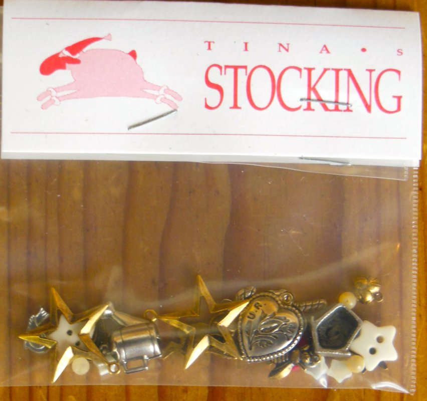 Tina's Stocking Charms