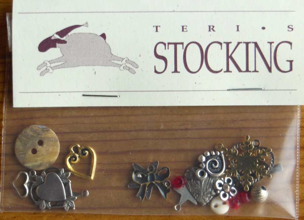 Teri's Stocking Charms