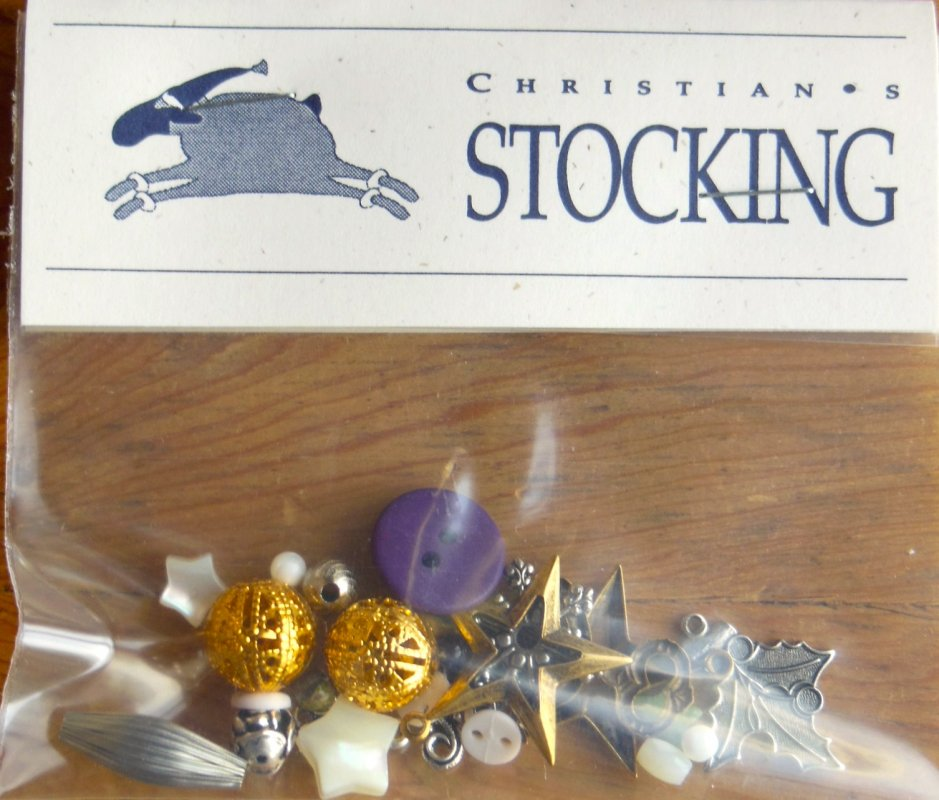 Christian's Stocking Charms