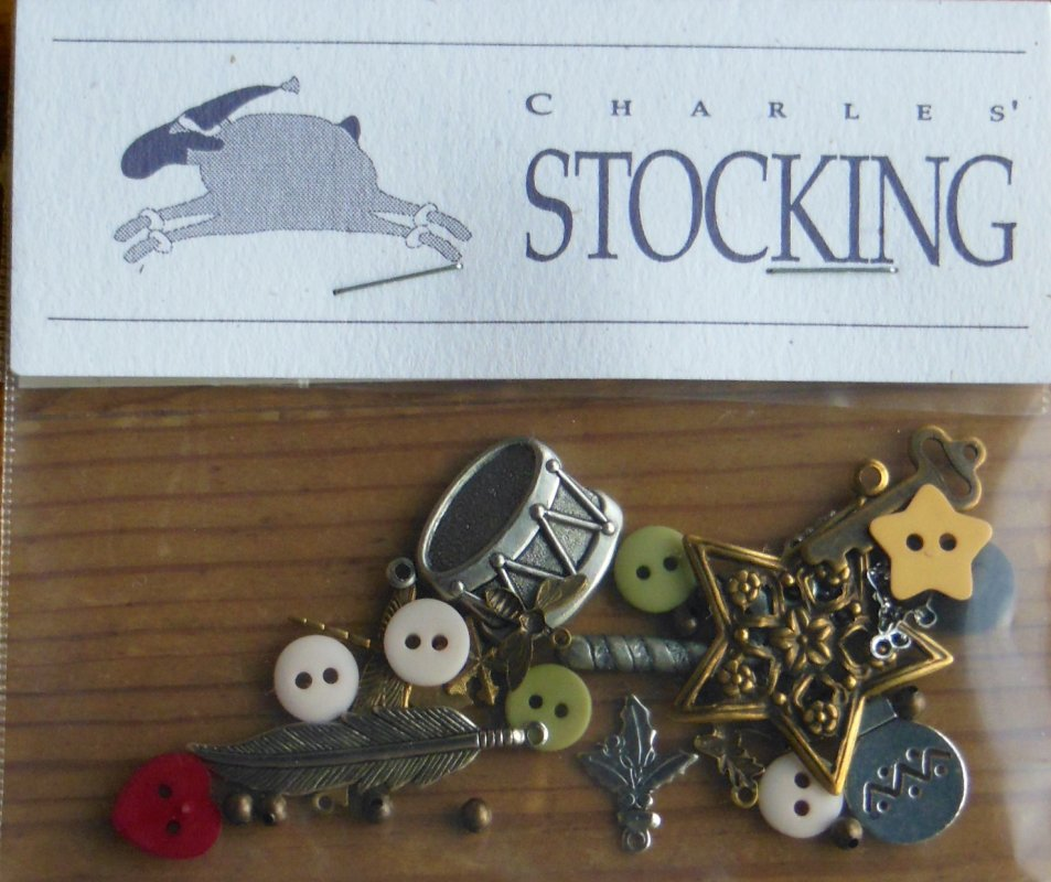Charles Stocking Charms