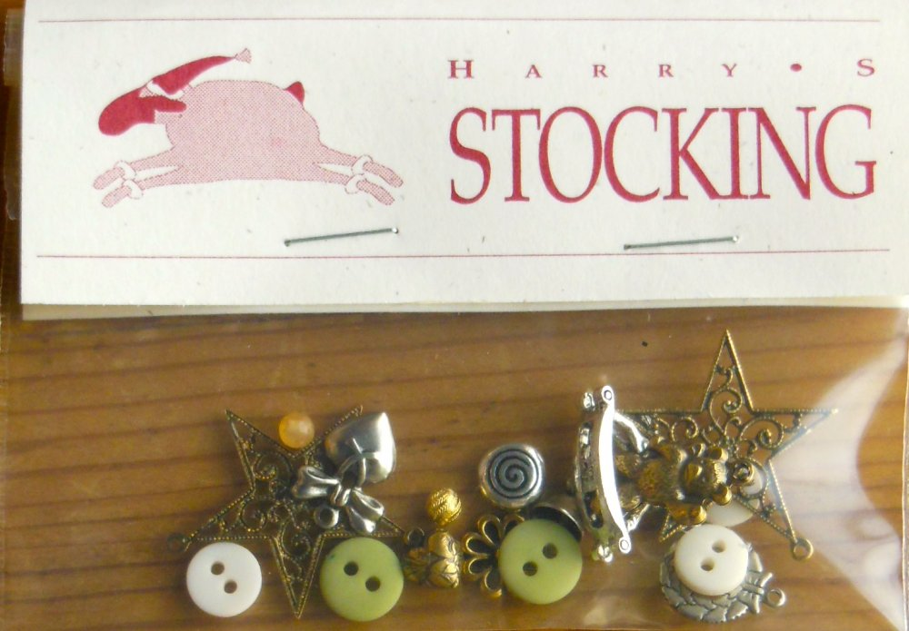 Harry's Stocking Charms