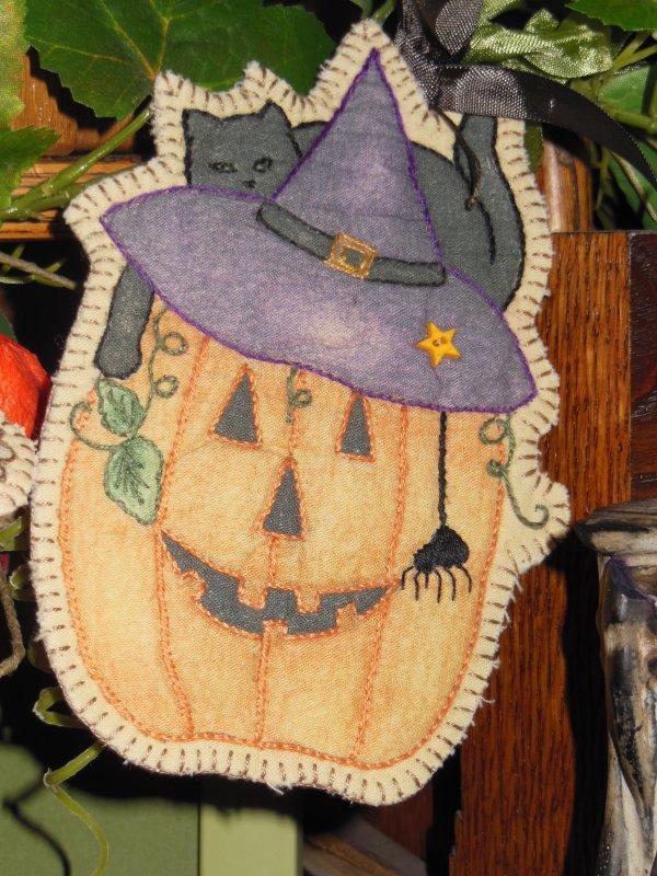 Halloween Ornaments - Large Halloween Ornaments