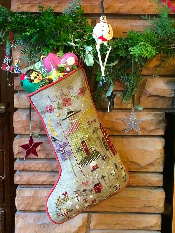 Lula's Stocking