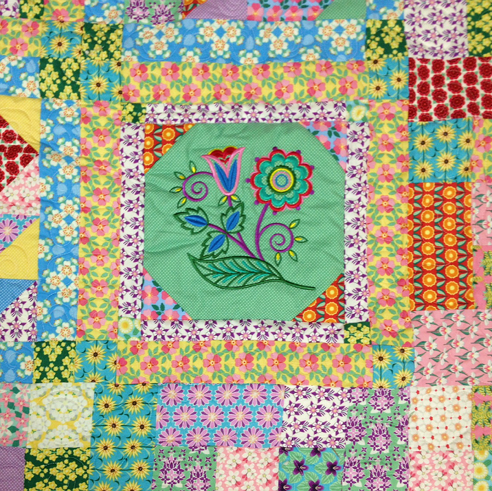 EVENT: Longarm Quilting Demonstration : quilting event - Adamdwight.com
