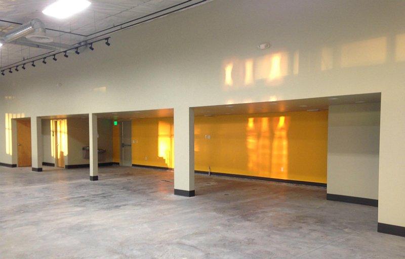 New Building In Pleasant Grove