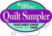 Quilt Sampler Featured Shop 2008