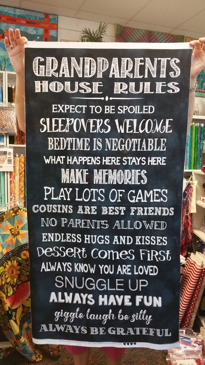 Grandparents Rule!