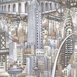 CityScape 12351
