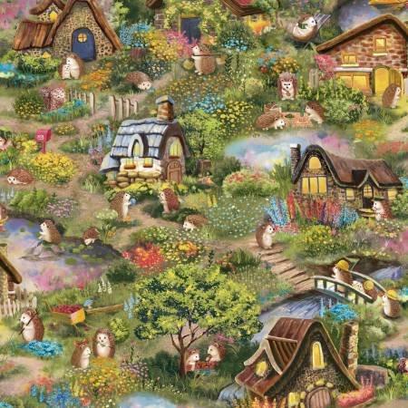 120-13721 Hedgehog Village Multi