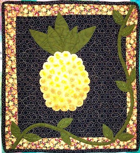Pineapple Delight Pattern