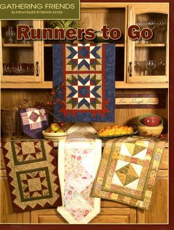 Runners to go Book