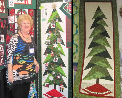 Tall Trim the TREE Pattern with kit