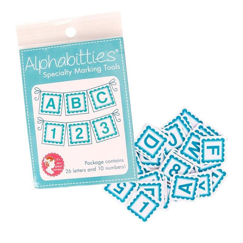 Alphabitties Specialty Marking Tools - Blue