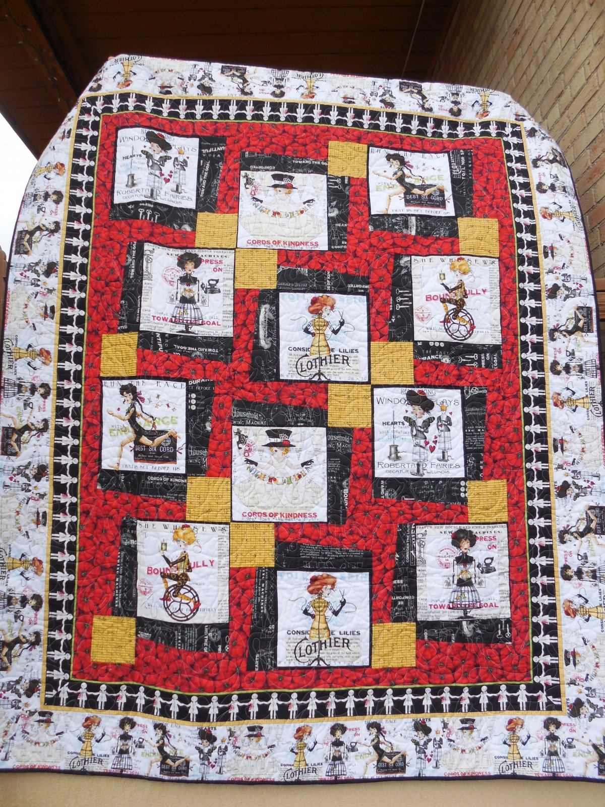 She who sews quilt kit - Quilt rits ...