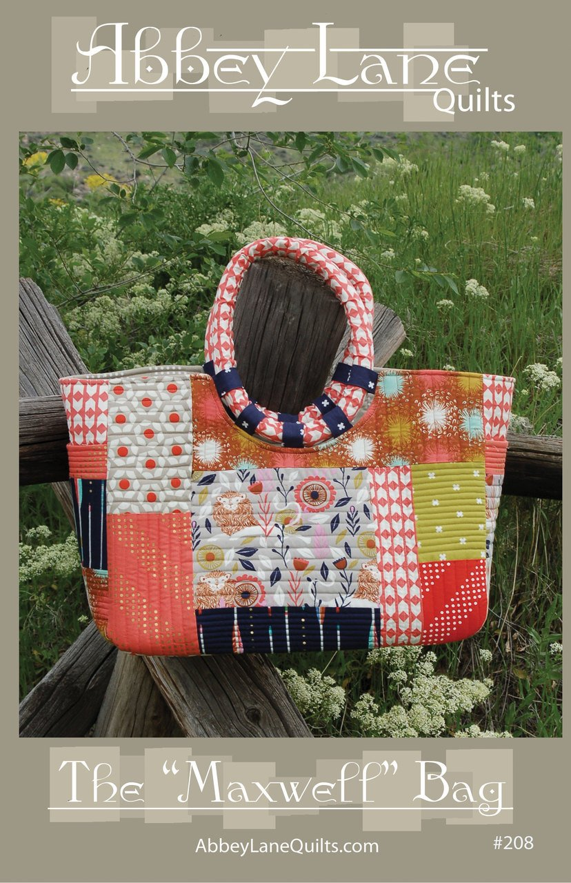 Maxwell Bag Pattern By Abbey Lane