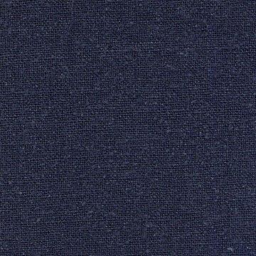 Silk Noil - Steel Blue