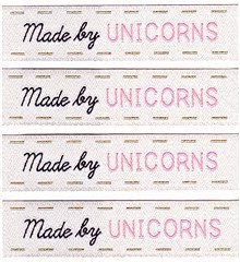 Made by Unicorns Sew-In Labels