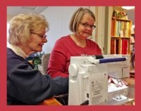 National Sewing Month at Patchwork Quilts in Hamilton, Montana