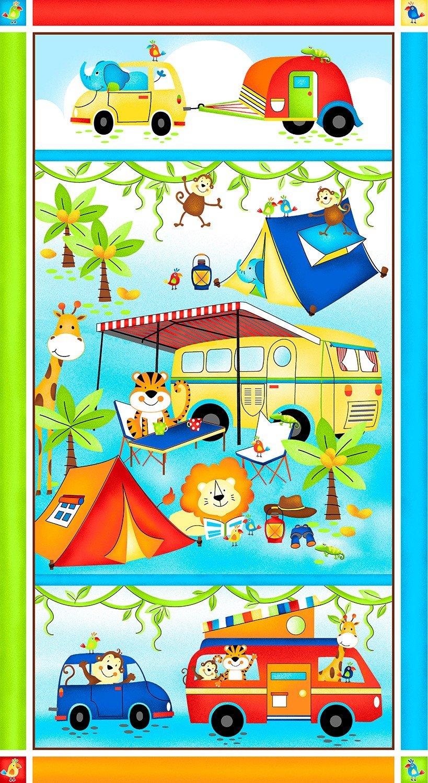 Jungle Camp PANEL