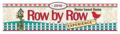 Row by Row Experience 2016