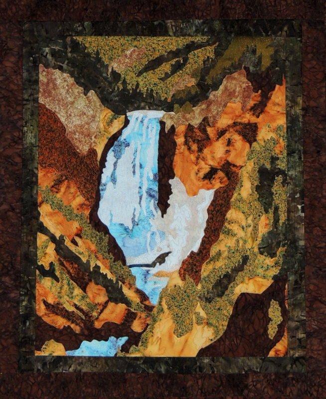 Yellowstone - Artist's Point KIT
