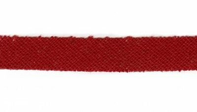 Chenille-It Blooming Bias 3/8 - Red BY THE YARD