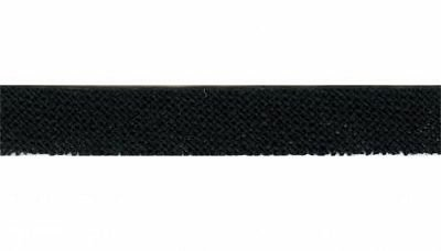 Chenille-It Blooming Bias 3/8 - Black BY THE YARD