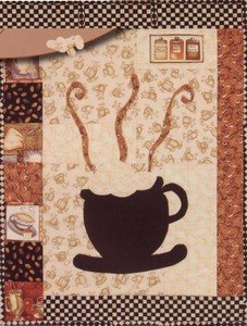 Crazy for Coffee Pattern