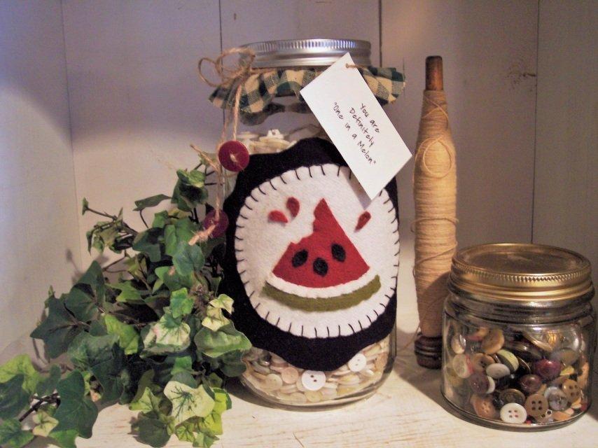 Watermelon Mini Wool KIT