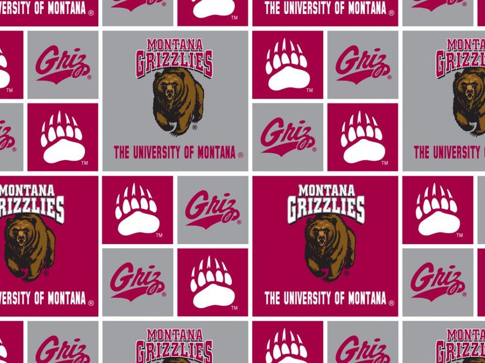 College Prints - Montana 020
