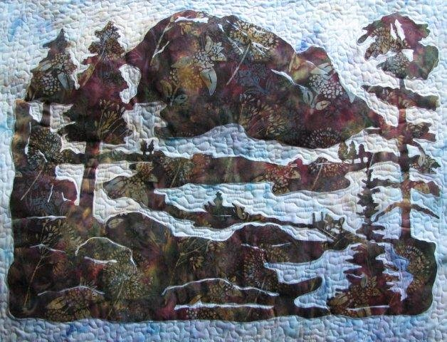 Mountain Retreat Pattern