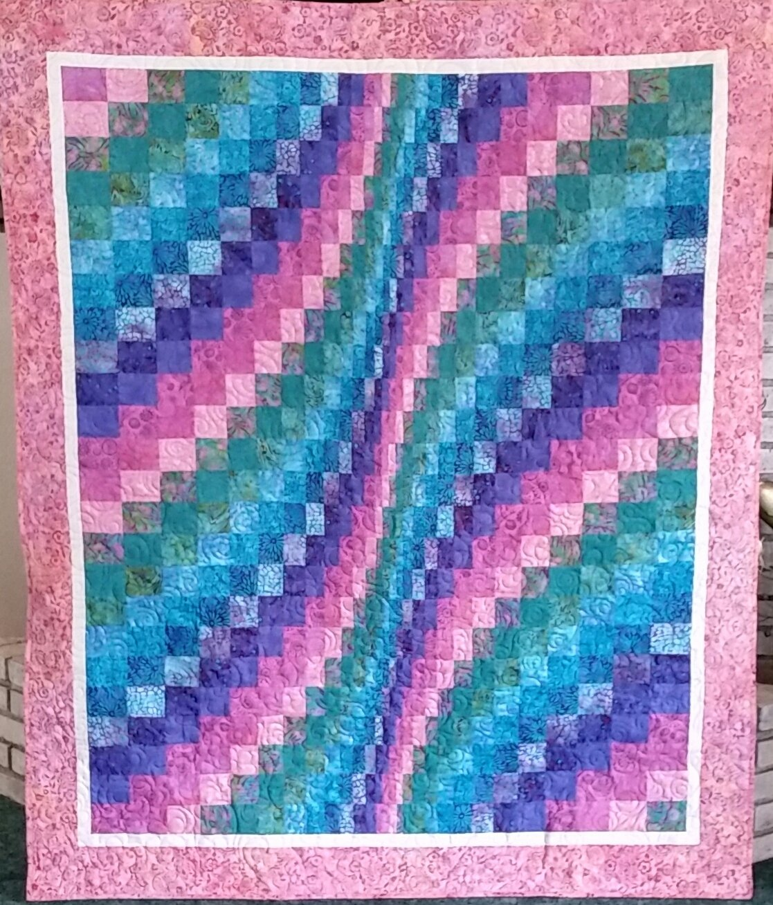 Traditional Bargello Quilt Patterns Pictures To Pin On