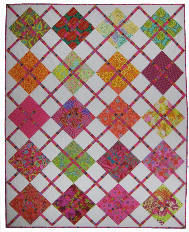 Argyle Quilt Kit