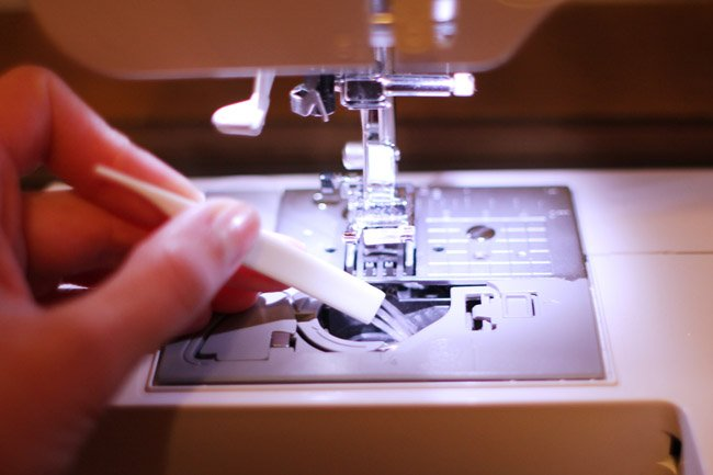sewing machine cleaning cost