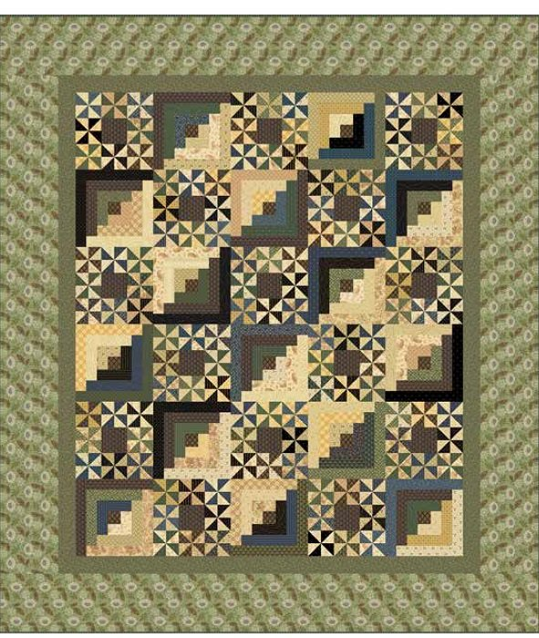 Woodlands Quilt Kit