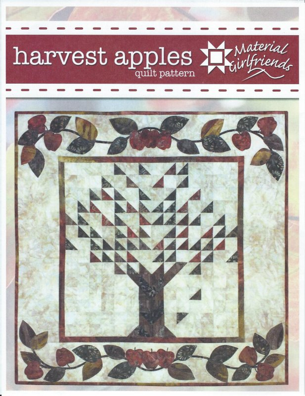 Harvest Apple Quilt Pattern