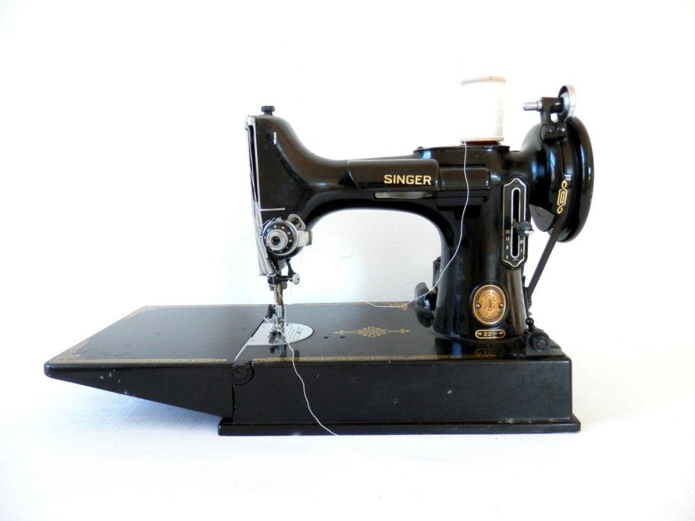 featherweight machine