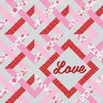 Surrounded by Love Free Download Quilt Pattern by Moda